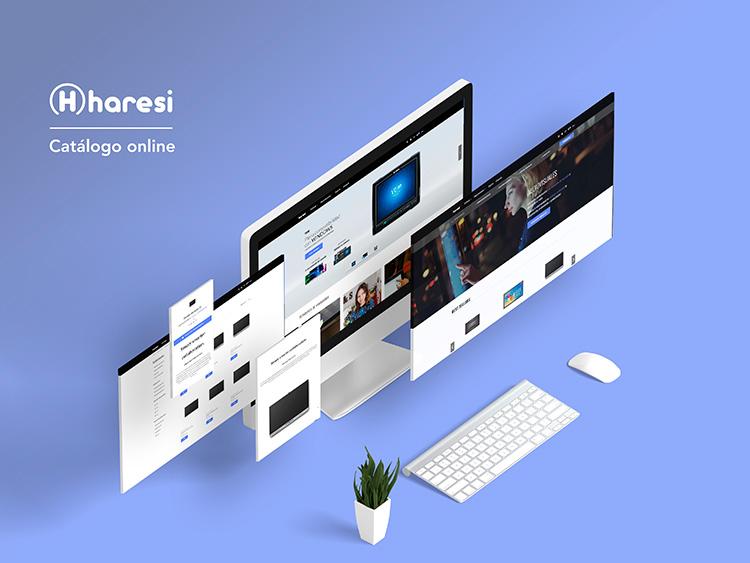 Quero Deseño - Traballos